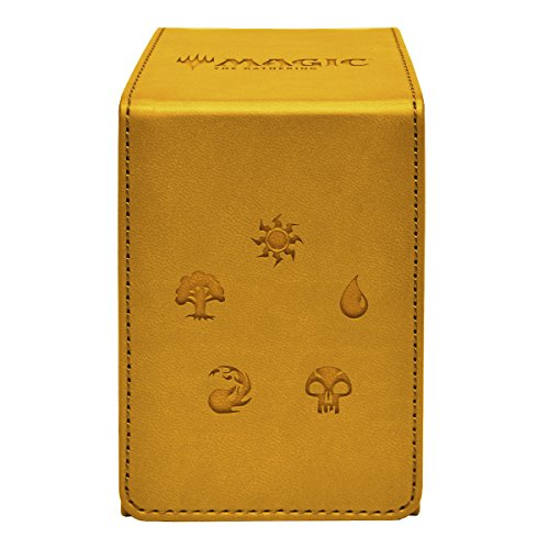 Ultra Pro Magic: The Gathering Gold Alcove Flip Box