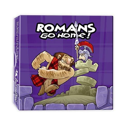 Unbekannt Lui Meme 002358–Romans Go Home, Juego de Cartas