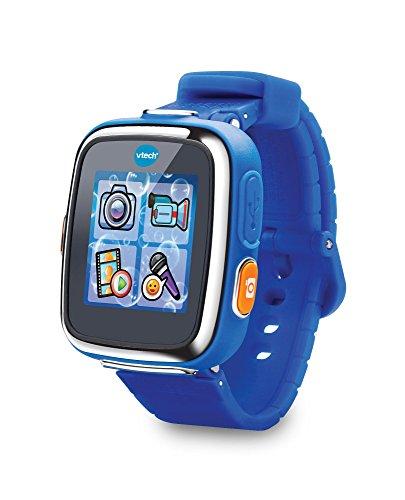 Vtech Kidizoom Smartwatch DX- Reloj infantil inteligente, azul
