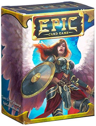 White Wizard Games Epic Deckbuilding Game Starter Pack English - Englisch