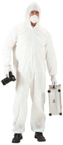 Widman - Disfraz de investigador de policía adultos, talla XL (7564X) , Modelos/colores Surtidos, 1 Unidad