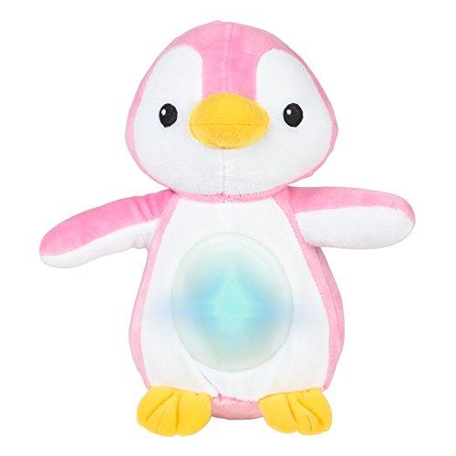 winfun - Peluche Pingüino con sonidos y luz (44519)