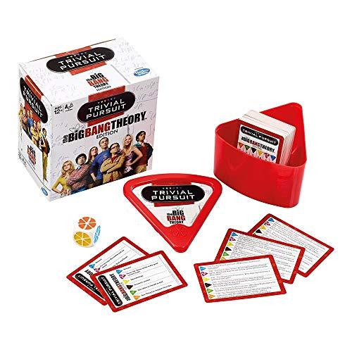 Winning Moves The Big Bang Theory Card Game Trivial Pursuit *English Version