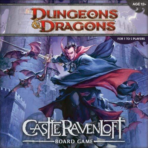 Wizards of the Coast Juego de Mesa 207790000 –Castle Ravenloft