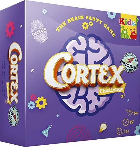Zygomatic Cortex Kids, juego de mesa, color (Asmodee COR02ML) , color/modelo surtido