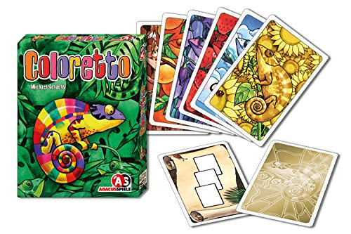 ABACUSSPIELE ABA08132 Juego de Cartas Juego de emparejar Cartas - Juegos de Cartas (8 año(s), Juego de emparejar Cartas, 30 min, 96 mm, 20 mm, 123 mm)