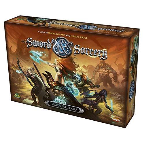 Ares Games Juego de Mesa Sword and Sorcery: Almas inmortales, de la Marca (AREGRPR101)