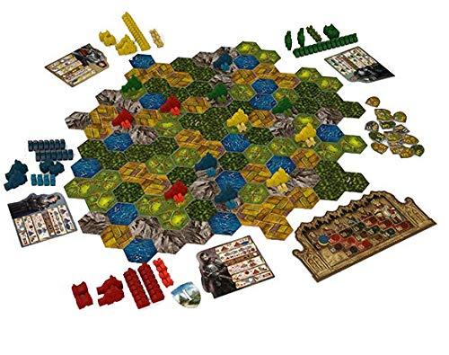 Asmodee - Barony, juego de mesa (BAR01ML)