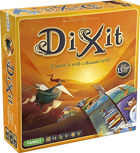 Dixit - Juego de mesa (versión española), edición 2016