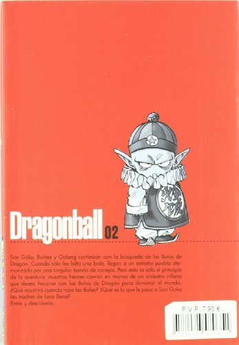 Dragon Ball nº 02/34 (Manga Shonen)
