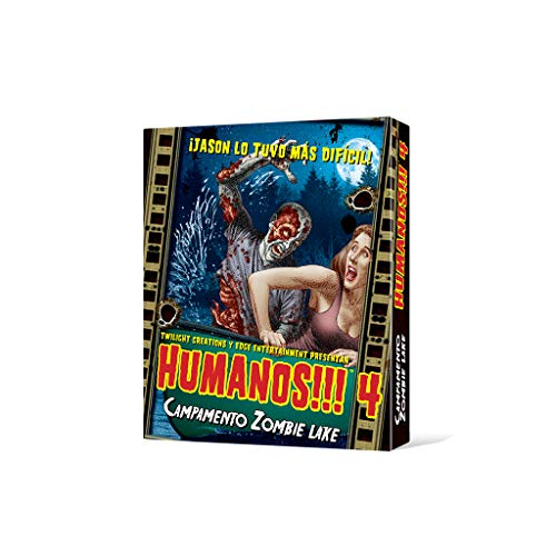 Edge Entertainment - Humanos!!! 4: Campamento Zombie Lake (EDGTC23)