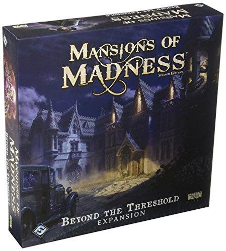 Fantasy Flight Games - FFGMAD20 - Mansions of Madness - Juego de Mesa, Segunda edición (Juego Principal)