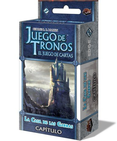Fantasy Flight Games- Juego de Tronos LCG: La Casa de las Garras - Español (EDGGOT112) , color/modelo surtido