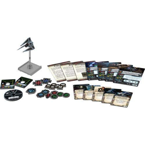 Fantasy Flight Games- Tie Fantasma, Multicolor (FFSWX19)