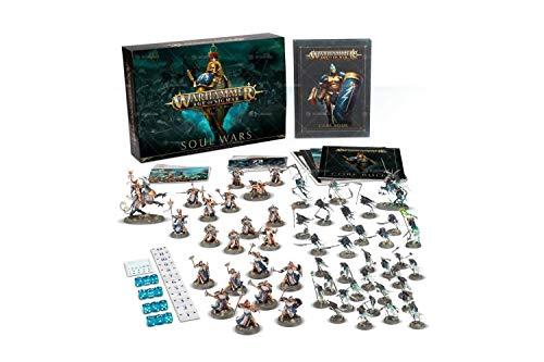 Games Workshop Warhammer Age of Sigmar: Soul Wars (inglés)