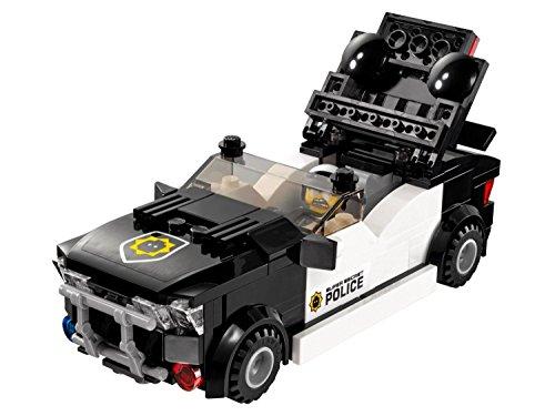 Lego The Movie - Persecución en el Coche del Poli Malo (70819)