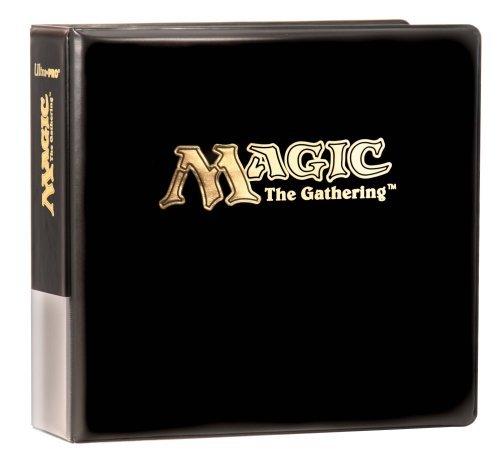 MAGIC - The Gathering, álbum colector de 3 Anillas (Ultra Pro 82144)