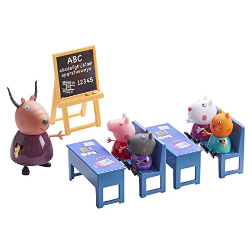 Peppa Pig 05033 - Set escuela