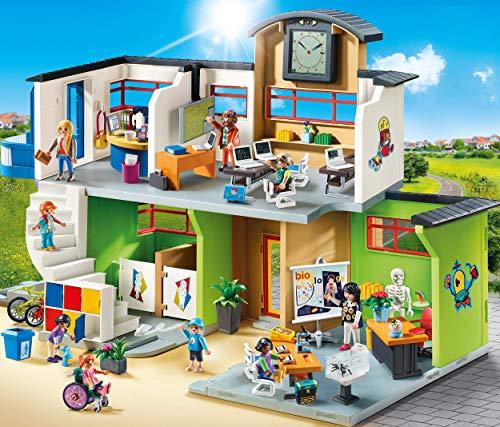 PLAYMOBIL City Life Colegio, a Partir de 5 Años (9453)