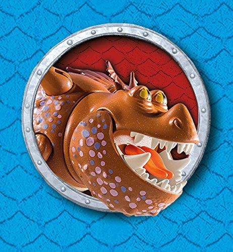PLAYMOBIL DreamWorks Dragons Barrilete y Patapez, A partir de 4 años (9460)