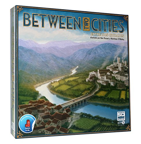 SD Games - Between Two Cities, Entre Dos Ciudades (SDGBETTWC01)