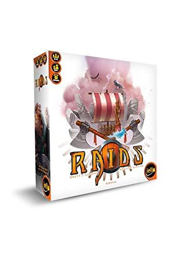 TCG Factory- Raids (TCGRAIDS001)