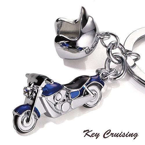 Troika Cruising Keyring Made with Swarovski® Elements