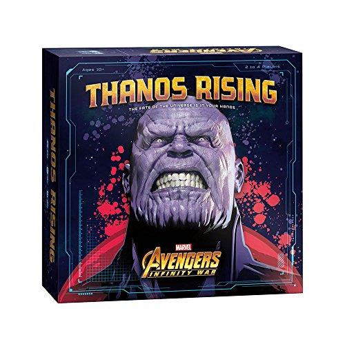 USAopoly USODC011543 Marvel Thanos Rising: Avengers Infinity War, colores mezclados , color/modelo surtido