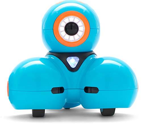 Wonder Workshop Robot Dash - Juguete para Aprender a Programar - Ahora en español - Apps Gratis
