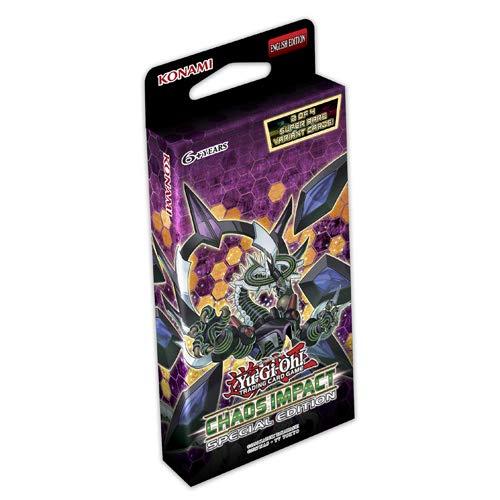 Yu-Gi-Oh CISE Chaos Impact Edición Especial