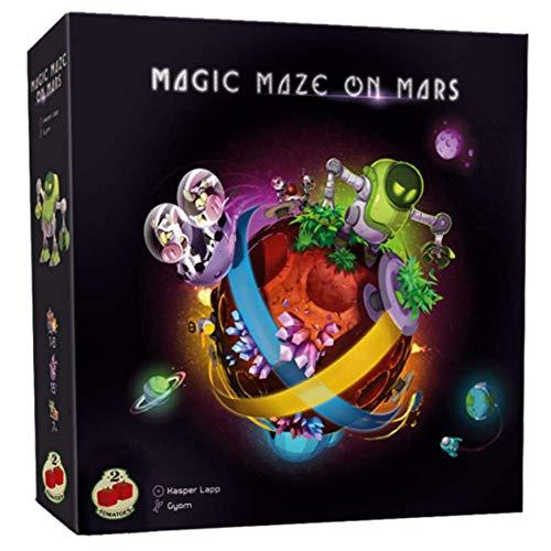 2 Tomatoes Magic Maze en Marte