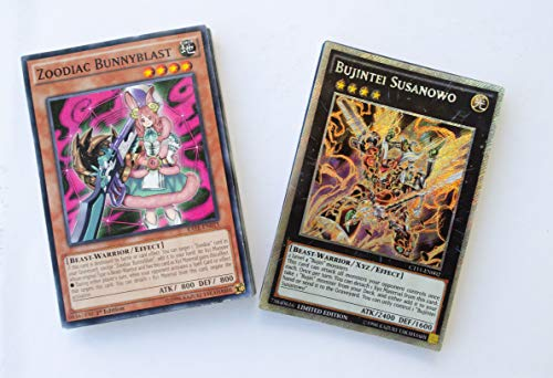 200 YuGiOh Card LOT! Mint Condition! Includes all Sets **FAST SHIPPING** by Yu-Gi-Oh!
