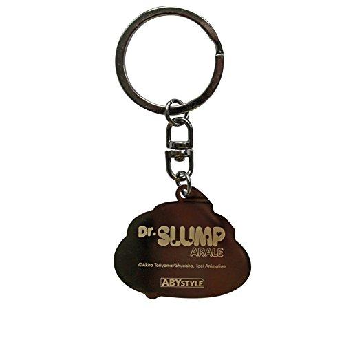 ABYstyle - DR SLUMP - Llavero - Poop
