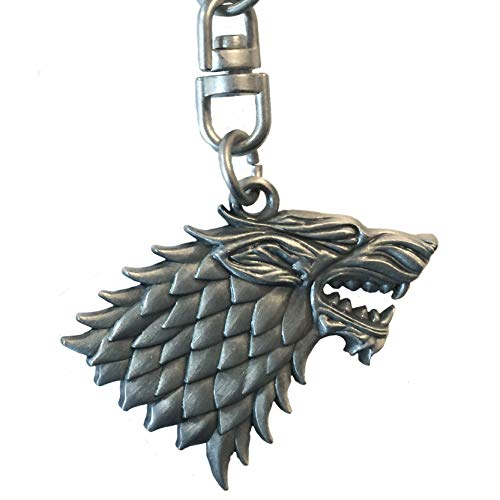 ABYstyle - GAME OF THRONES - Llavero 3D - Stark