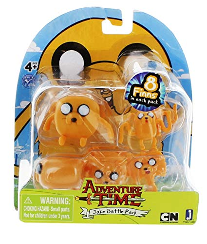 Adventure Time With Finn And Jake - Jake 8 Jake Battle Pack