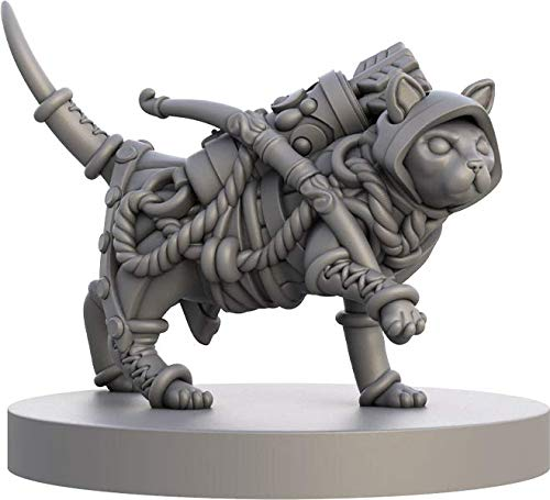 Animal- Gatos y Catacumbas: Volumen 1 (Steamforged Games SFAACC-001)