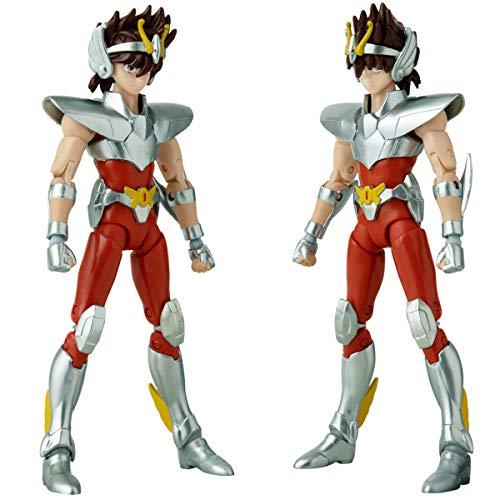 Anime Heroes- Figura de acción Caballeros del Zodiaco (PEGASUS)