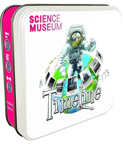 Asmodee- Museo de las Ciencias de la Línea de Tiempo (ASMCARCHSMUK) , color/modelo surtido