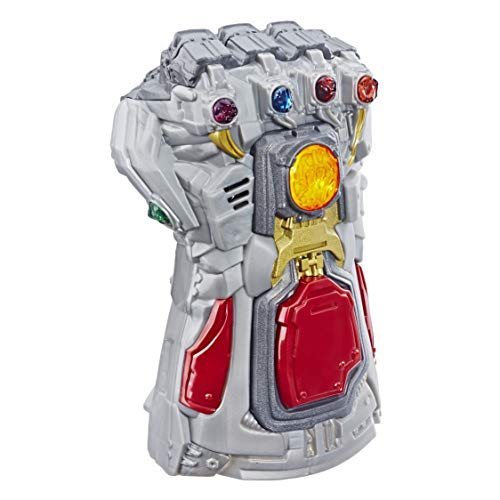Avengers Guantelete electrónico (Hasbro E3385EU4), multicolor