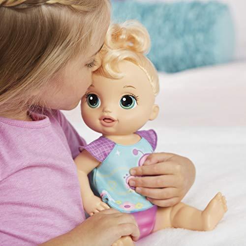Baby Alive - Pañal Mágico Rubia (Hasbro C2700105)