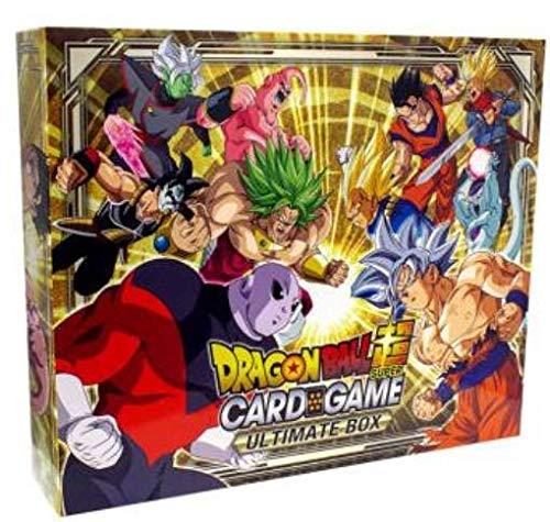 Bandai BCLDBUB1008 Dragon Ball Super Juego de Cartas: Ultimate Box