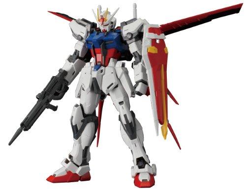 Bandai- MG 1/100 GAT-X105 Aile Strike Gundam Ver.RM (Remastered) (Japan Import)