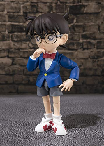 Bandai S.H. Figuarts Detective Conan Conan Edogawa About 90mm ABS & PVC Painted Action Figure