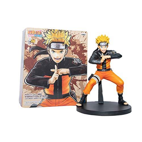 Banpresto Naruto Shippuden Vibration Stars - Estatua Uzumaki Naruto II (17 cm) BP16491