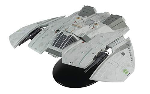 Battlestar Galactica Colección de Naves espaciales de la Serie Nº 11 Cylon Raider Blood and Chrome
