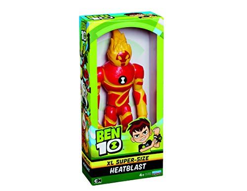 Ben 10 BEN13300 Heatblast - Figura de acción (Talla XL)