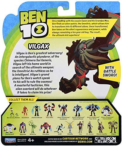 Ben 10 Figurita de acción de la Serie de Dibujos, plástico