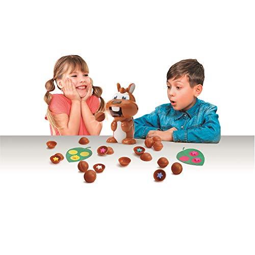 Bizak- Juegos Tricky Ardilla Listilla Juguete (35001921)