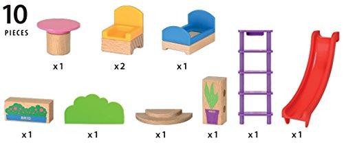 BRIO World - Pack de expansión para Muebles de Aldea