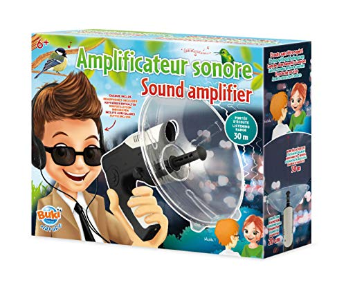 Buki France- Amplificador de Sonido, Color (KT801)